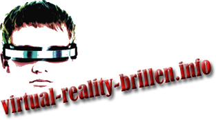 LOGO - virtual Reality Brillen info